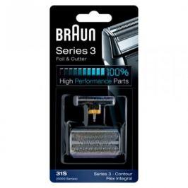 Braun CombiPack FlexIntegral - 31S stříbrný