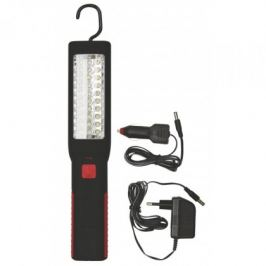 Nabíjecí svítilna LED ZZ-836, 30+7 LED