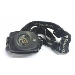 LED čelovka GP LOE208 + 3 x AAA baterie GP Ultra