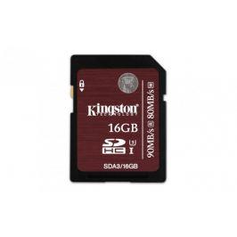 Kingston SDHC 16GB UHS-I U3 Class 10
