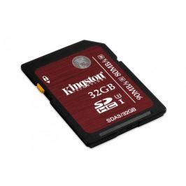 Kingston SDHC 32GB UHS-I U3 Class 10
