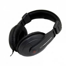 Esperanza EH120 REGGAE sluchátka, černá | 2m