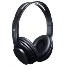 Connect IT Bluetooth sluchátka s mikrofonem, černá ROZBALENO