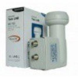 Mascom MCT02HD Twin LNB 0.2dB