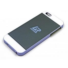 Apei Qi i5 Wireless Charging Case for iPhone 5/5S (White)