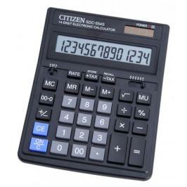 Citizen SDC-544S, černá