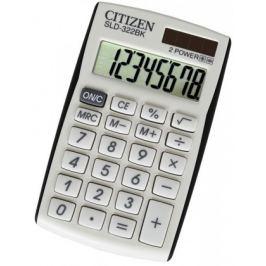 Citizen SLD-322BK, bílá