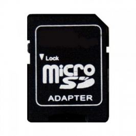 Adaptér microSD na SD/SDHC