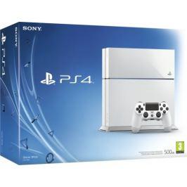 SONY PlayStation 4 - 500GB - White