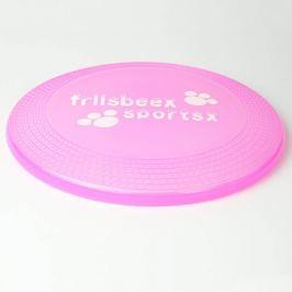 Zopet Růžové plastové frisbee | 22 cm