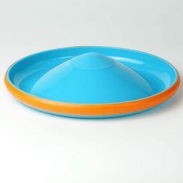Zopet Modro-oranžové plastové frisbee | 22 cm