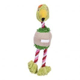 Zopet Zelená plyšová hračka pro psa sup | 22 cm