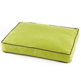 Zopet Zelená matrace pro psa s lemem 60 x 50