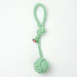 Zopet Zelená smyčka s uzlem | 31 cm