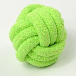 Zopet Zelený zapletený míček pro psa