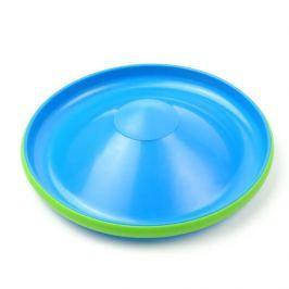 Zopet Modro-zelené plastové frisbee | 22 cm