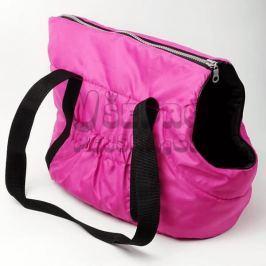 Zopet Růžová taška pro psa 34 x 22 cm