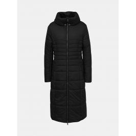 Černý dámský prošívaný kabát ZOOT