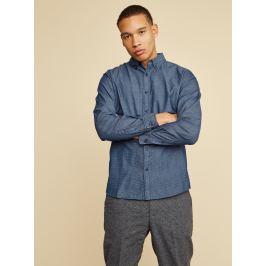 Modrá pánská košile ZOOT Baseline Aiden