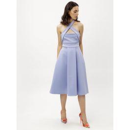 Světle modré šaty Miss Selfridge