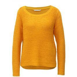 Hořčicový svetr ONLY Geena