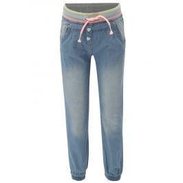 Světle modré holčičí kalhoty 5.10.15.