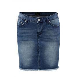 Modrá džínová sukně ONLY Pearl