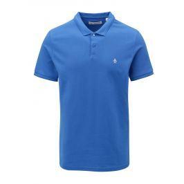 Modré polo tričko Original Penguin Raised