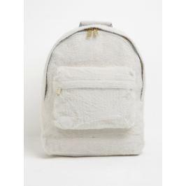 Krémový dámský batoh s nízkým vlasem Mi-Pac Fur 17 l