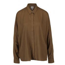 Khaki dámská košile Bench
