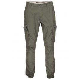 Zelené kalhoty Jack & Jones Cody