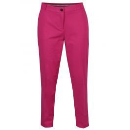 Růžové dámské kalhoty s vysokým sedem Garcia Jeans