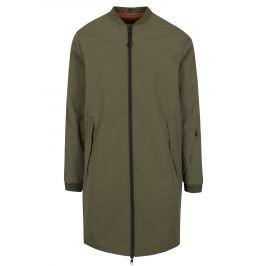 Khaki pánský kabát RVLT