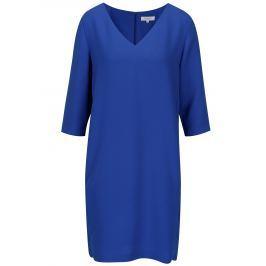Modré šaty s kapsami Selected Femme Tunni