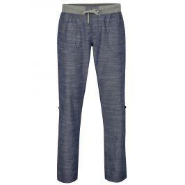 Modré dámské kalhoty LOAP Nadeta