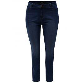 Modré dámské džíny Zizzi
