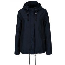 Tmavě modrá lehká bunda s kapucí Dorothy Perkins