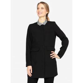 Černý kabát VERO MODA Cannes