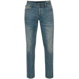 Světle modré pánské slim fit džíny Garcia Jeans Savio