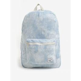 Světle modrý dámský džínový batoh Herschel Daypack 24,5 l Batohy