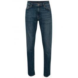 Modré pánské slim džíny GANT  Pánské kalhoty