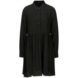 Černé šaty ONLY Nova Dámské šaty