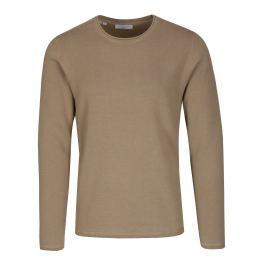Béžový svetr Selected Homme Marvel
