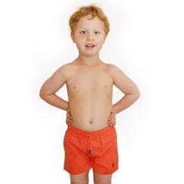 Chlapecké plavky Leonard Red Spodní prádlo
