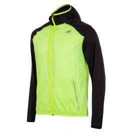 Pánská běžecká bunda z voděodolného materiálu