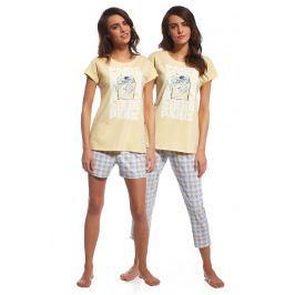 3dílný set dámského pyžama Parfum
