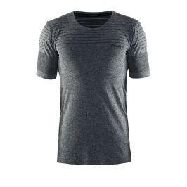 Pánské funkční triko Craft Cool Comfort Grey Spodní prádlo
