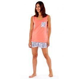 Dámské bavlněné pyžamo Paisley Spodní prádlo