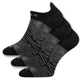 3pack ponožek Rex černá Spodní prádlo