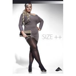 Punčochové kalhoty Amy plus size 60 DEN Spodní prádlo